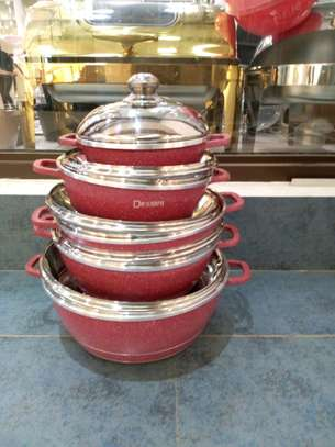 High quality cooking pots image 1