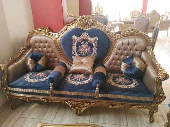 7 seater Antique Sofas image 6