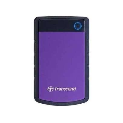 4TB Transcend StoreJet 25H3 2.5-inch USB3.0 Portable Hard Drive image 1