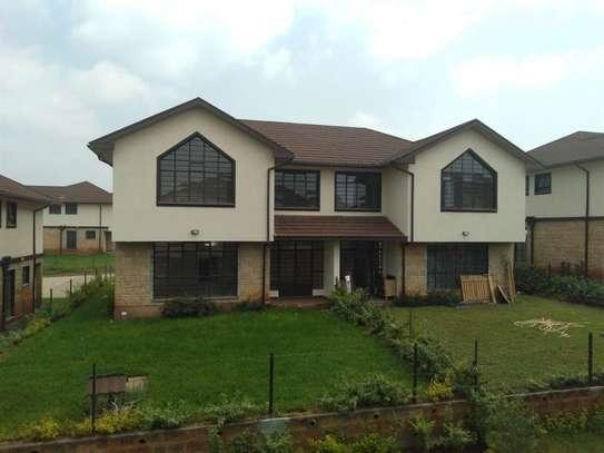 4 bedroom house for rent in Kiambu Road image 3