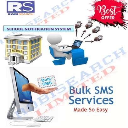 Simple Easy School Bulk SMS Services image 1