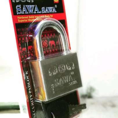 Sawa Sawa Hardened Iron Body Padlock image 2