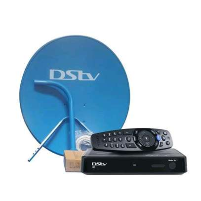 Dstv, Zuku satellite accredited installer image 1
