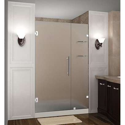 luxurious shower enclosure. image 2