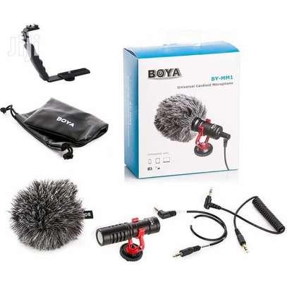 Boya BY-MM1 Universal Cardioid Microphone image 1