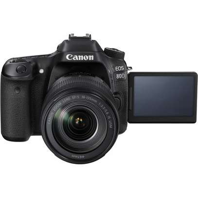 Canon EOS 80D DSLR Camera with 18-135mm Lens image 3
