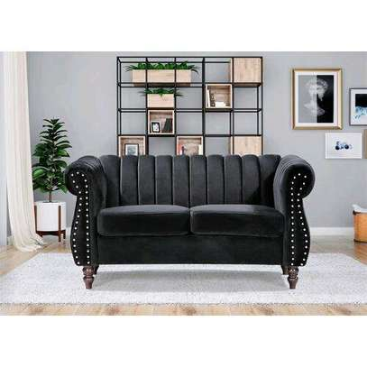 Modern two seater sofas for sale in Nairobi Kenya/Latest Tufted sofas image 1