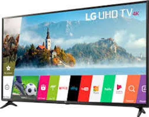 LG 55 INCH SMART 4K UHD DIGITAL TV image 1