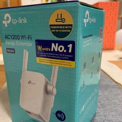 Tp-link RE-305 1200 Wi-fi Range Extender image 1