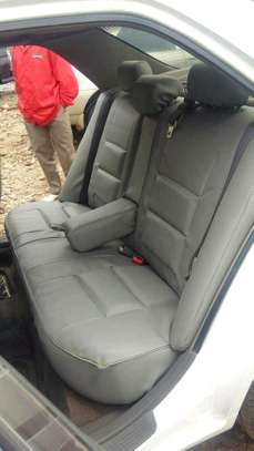 GREY CAR SEAT COVERS image 14