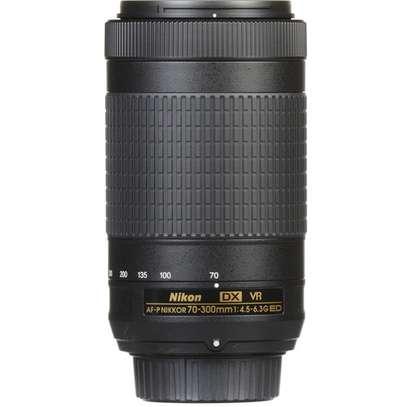 Nikon AF-P DX NIKKOR 70-300mm f/4.5-6.3G ED VR Lens image 1