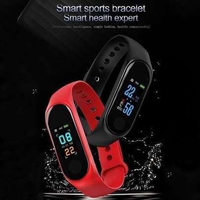 Generic M3 Smart Bracelet Heart Rate Monitor,Sports Pedometer image 6