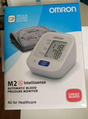 Omron M2 blood pressure monitor image 1