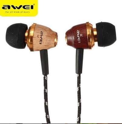 Awei powerful bass earphones image 1