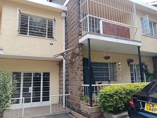 3 bedroom townhouse for rent in Kilimani image 12