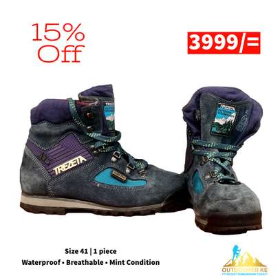 Premium Hiking Boots - Assorted Brands and Sizes image 4