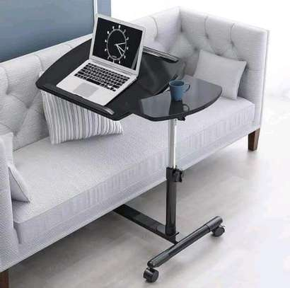 *Movable adjustable laptop stand image 2