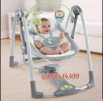 baby swings & Baby Rockers image 1