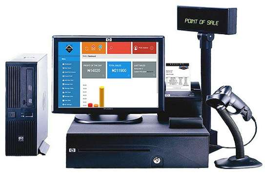 point of sale software ( any business)