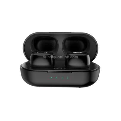 Awei T13 Dual TWS Bluetooth 5.0 Noise Cancelling Earphones ,Mic image 4