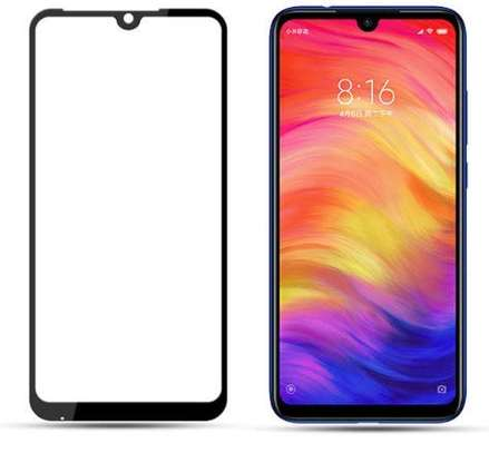 5D Full Glue Full Screen Tempered Glass Film for Xiaomi Note 7 Note 7 Pro image 1
