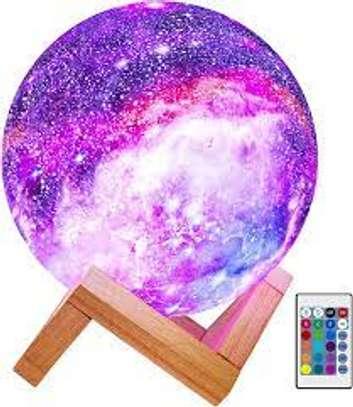 Moon Lamp Kids Night Light Galaxy Lamp 5.9 inch image 1