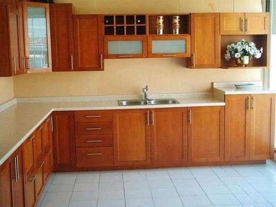 Kitchen cabinets kenya/modern shelving and storage/inbuilt home Furniture image 1