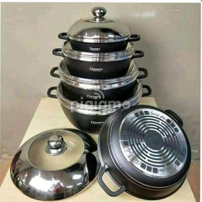 10Piece Dessini Cookware Set image 1
