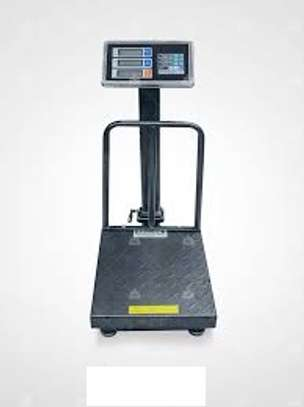 150kg Special platform scale for  gas weighing. image 1