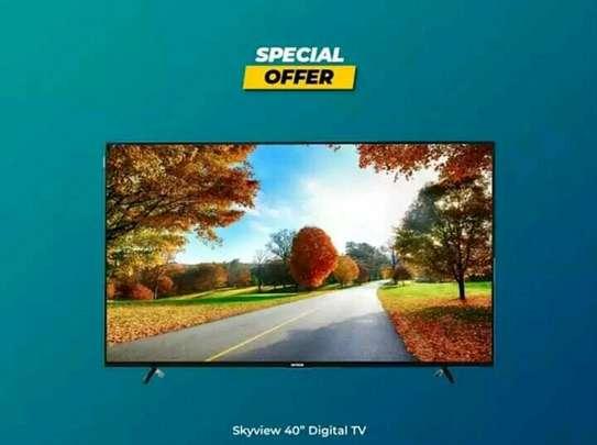 40 inch Skyview Digital Full HD TV image 1