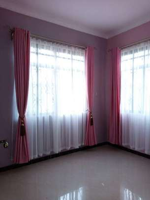 Sewn Designed Curtains and Sheers image 10