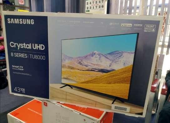 43 Samsung UHD 4K smart Television - April Mega Sale image 1
