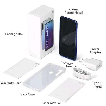 XIAOMI Redmi Note 8 Black, 6.3 FHD, 4GB RAM - 64GB, Quad rear Camera, 4000mAh, Android 10, MiUI 11,Dual Nano Sim and Sd Card image 8
