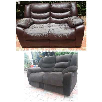 Re-Upholsterering old imported seats at affordable rates image 1