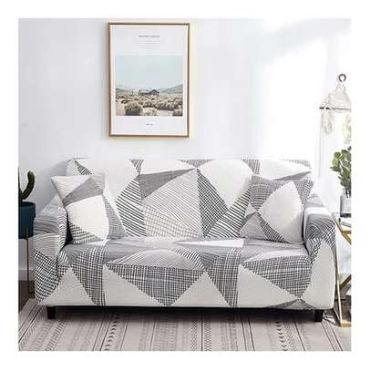 Quality Printed sofa covers for 3 seaters image 4