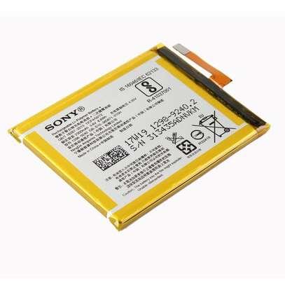 Sony Xa Battery Silver image 1