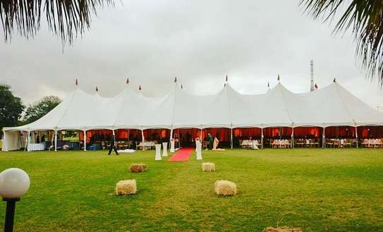 Tents & Marquees For Hire