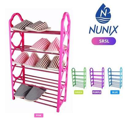 Portable Shoe Rack Color May Vary From Main Image image 1