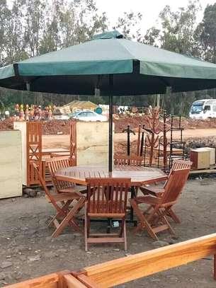 Garden umbrella image 1