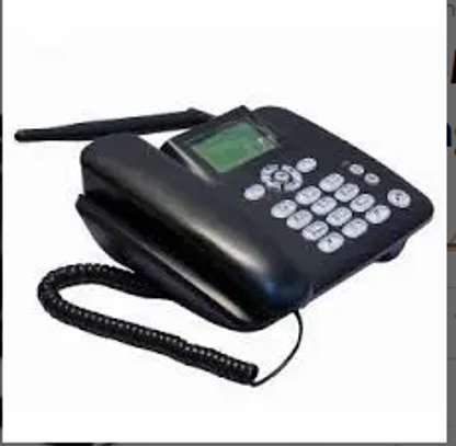 GSM Desktop Phone Hauwei F316. Single Line image 1