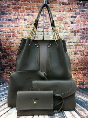 4in1 Leather Handbag image 10