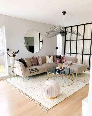 L shaped sofas/five seater sofas/sofas image 1