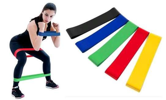 5 in 1 resistance band image 1