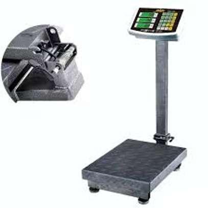 electrical  Platform Weighing Scale 100kg image 1