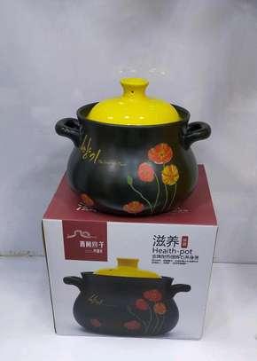Ceramic pot image 1