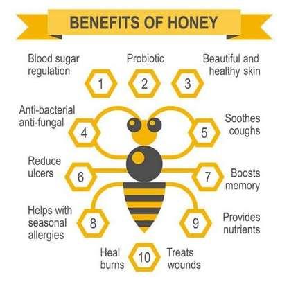 Raw Honey image 6