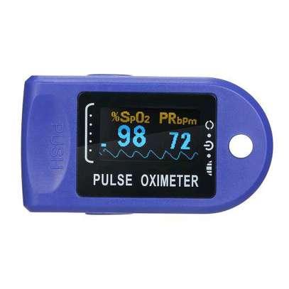 Fingerprint pulse oximeter image 2