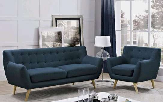 Blue four seater sofas for sale in Nairobi Kenya/three seater sofa/one seater sofas/modern sofas/tufted sofasets image 1