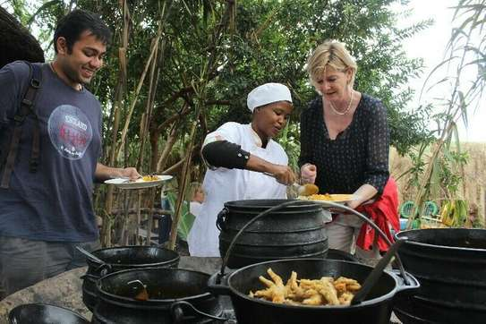 Private chefs Nairobi-Catering for dinner parties, events & your home. image 1
