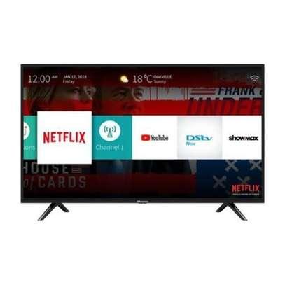 "Hisense 43"" SMART ANDROID FULL HD TV (NETFLIX, YOUTUBE,HDMI,USB) image 1"